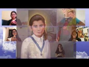 Buenos días 9 de Abril: Recordamos el cumpleaños de nuestra Beata Laura Vicuña (5 de Abril) LMAIQQ