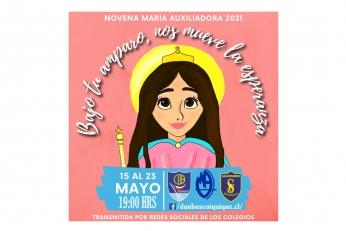 NOVENA A MARÍA AUXILIADORA 2021 - CUARTO DÍA