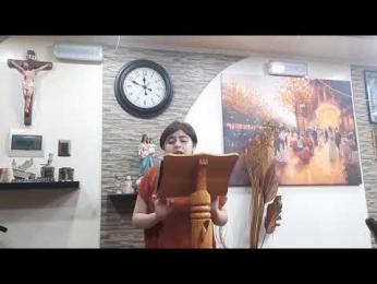 Buenos días 19 de Marzo: San José Carpintero - Oración 8 básico B - LMA Iquique