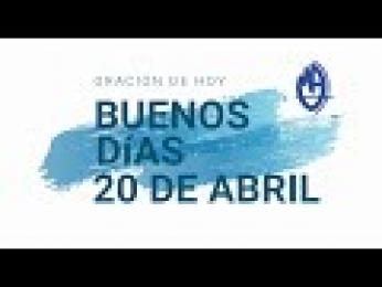 Buenos días 20 de Abril: Salmo 31 - Oración 4 básico A