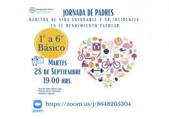 JORNADA DE PADRES 1° a 6° BÁSICO