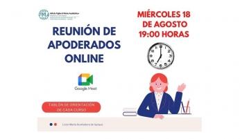 REUNIÓN DE APODERADOS