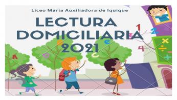 LECTURA DOMICILIARIA 2021