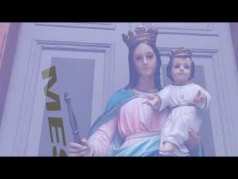 "Buenos días 31 de Mayo: Canción ""María Camina en nuestro Hogar"" - Viviana Vásquez /1 medio A LMA IQQ"