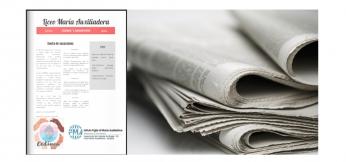 Periódico Escolar CEDIMA, Primera Edición