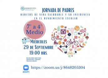 JORNADA DE PADRES 7° a 4° MEDIO
